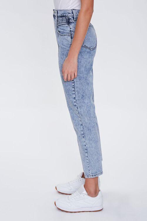 Seamed Straight-Leg Jeans, image 2
