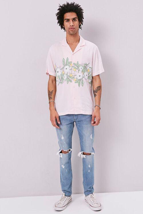 Classic Fit Floral Shirt, image 4