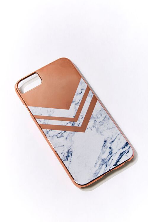 Contrast Chevron Case for iPhone 6/6s/7/8, image 1