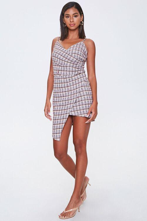 Plaid Bodycon Dress, image 4