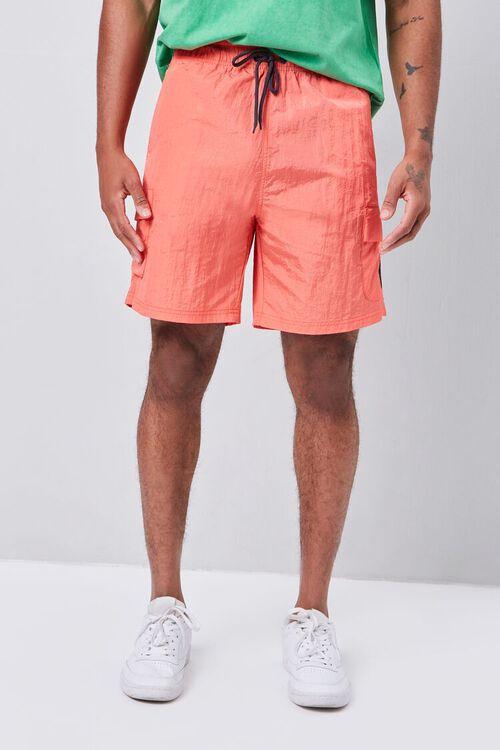 Drawstring Utility Shorts, image 2