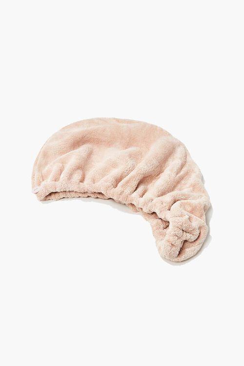 Plush Hair Towel, image 1