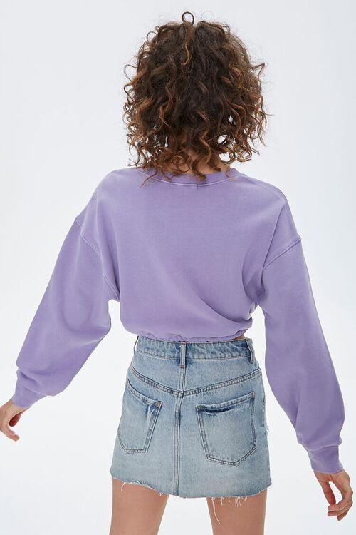 Fleece Drawstring-Hem Pullover, image 3
