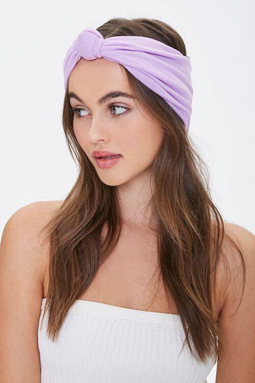 Knotted Headwrap, image 1