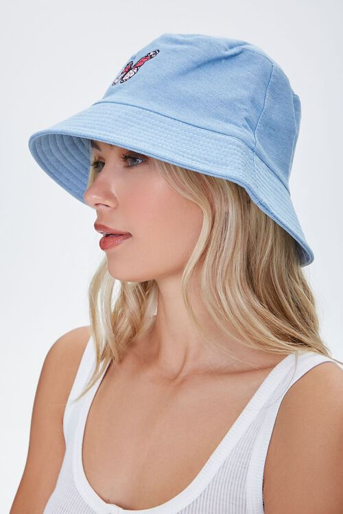 Butterfly Patch Bucket Hat, image 2