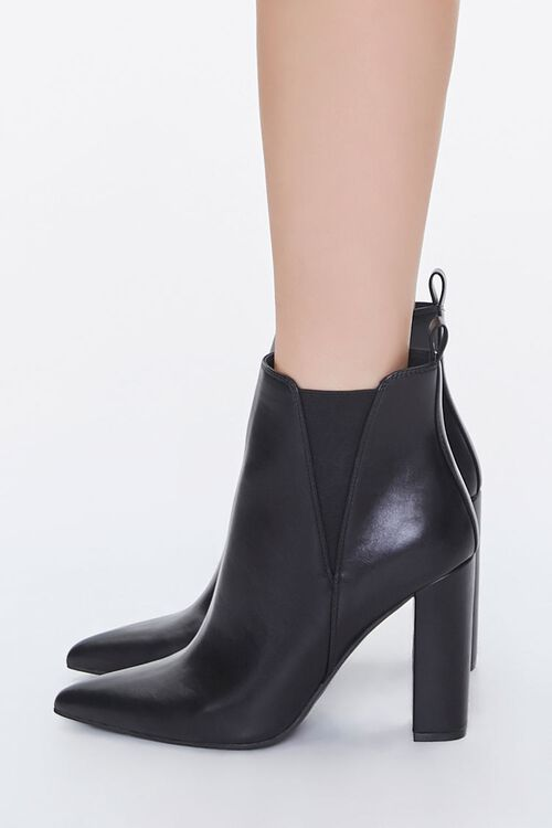 Pointed-Toe Chelsea Boots, image 2
