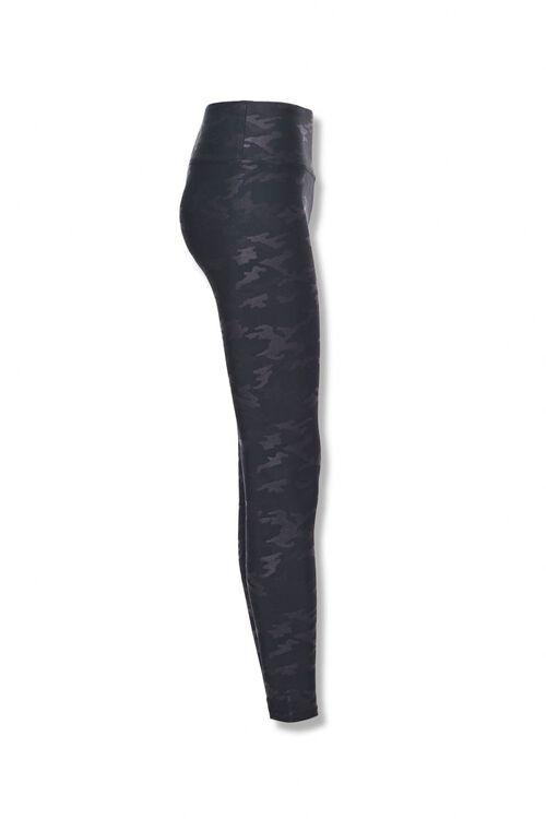 Active Camo Print Leggings, image 2