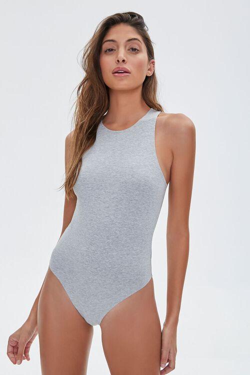 Sleeveless Stretch Bodysuit, image 5