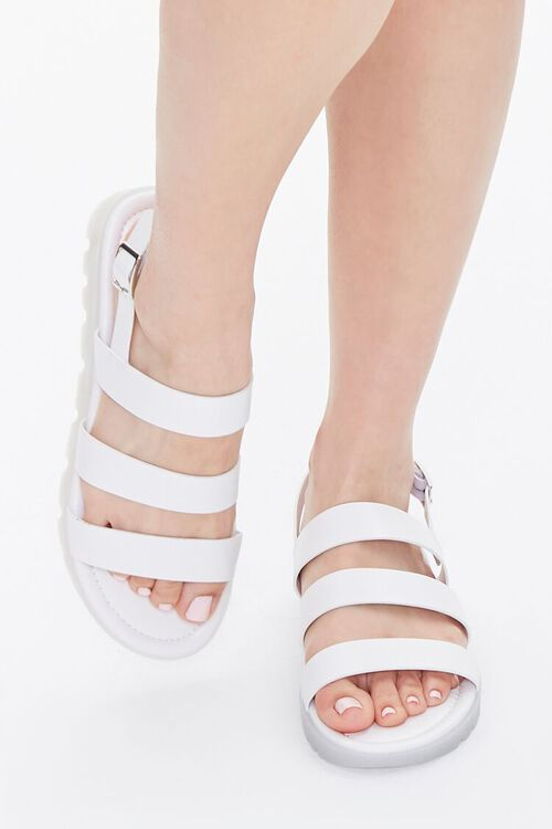 Caged Lug-Sole Sandals, image 4
