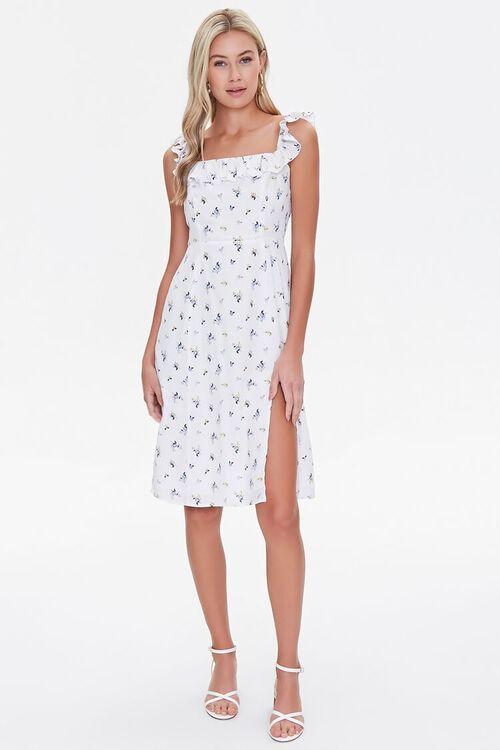 Butterfly Print Dress, image 4