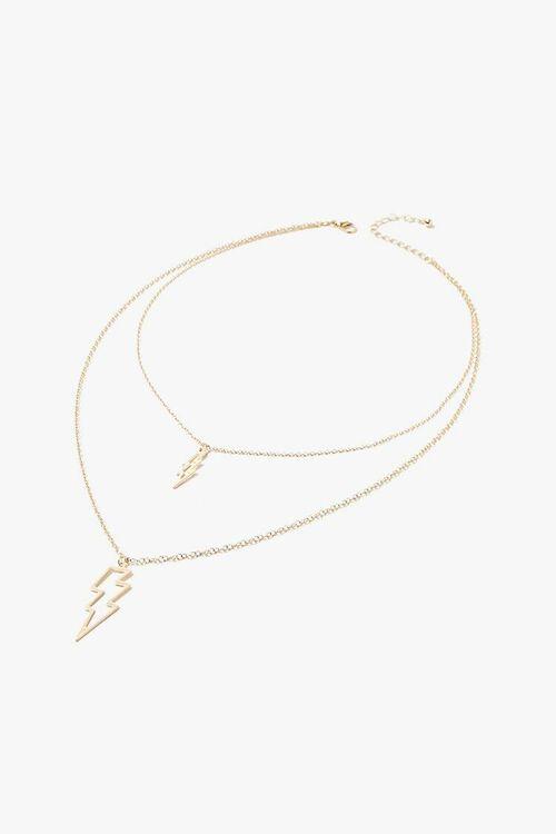 Lightning Pendant Necklace, image 2