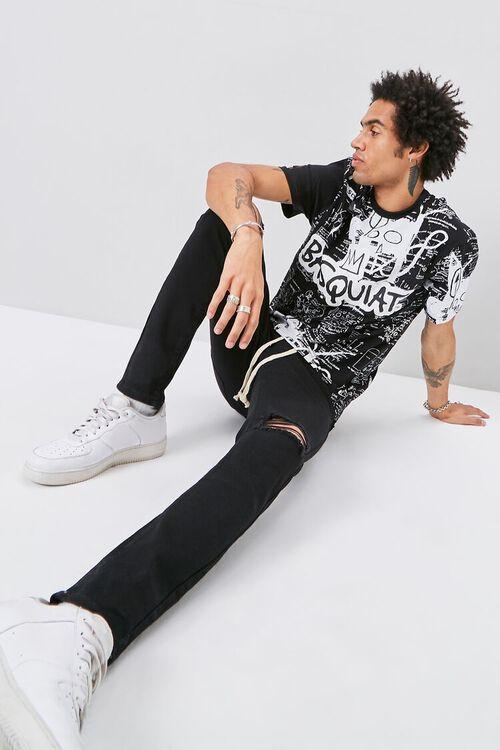 Distressed Skinny Jeans, image 1