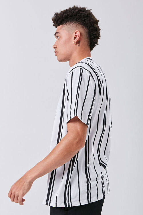 Vertical Striped Tee, image 2