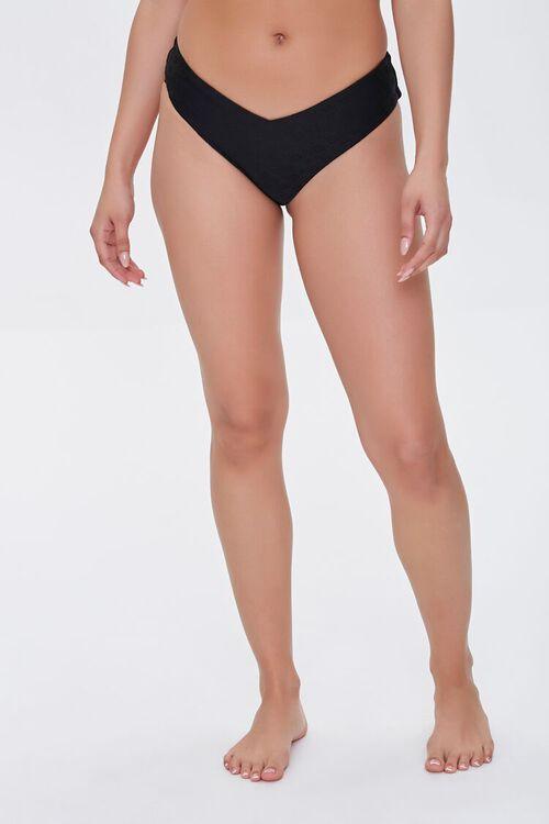 V-Cut Cheeky Bikini Bottoms, image 2