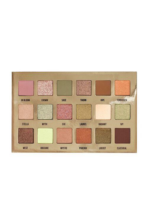 BROWN/MULTI Venus XL II Eyeshadow Palette, image 4
