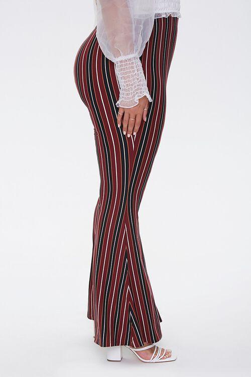 Plus Size Striped Jordyn Pants, image 3