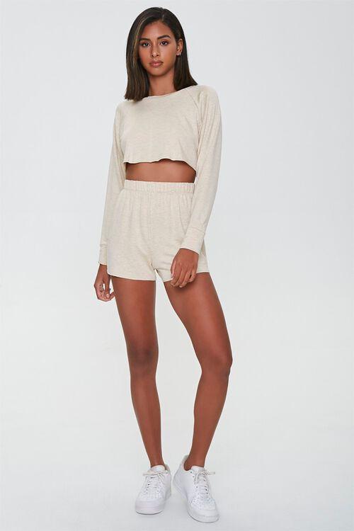 Raw-Cut Lounge Shorts, image 5
