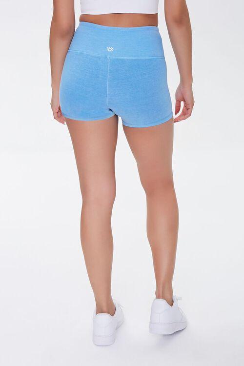 Active Cotton-Blend Biker Shorts, image 4