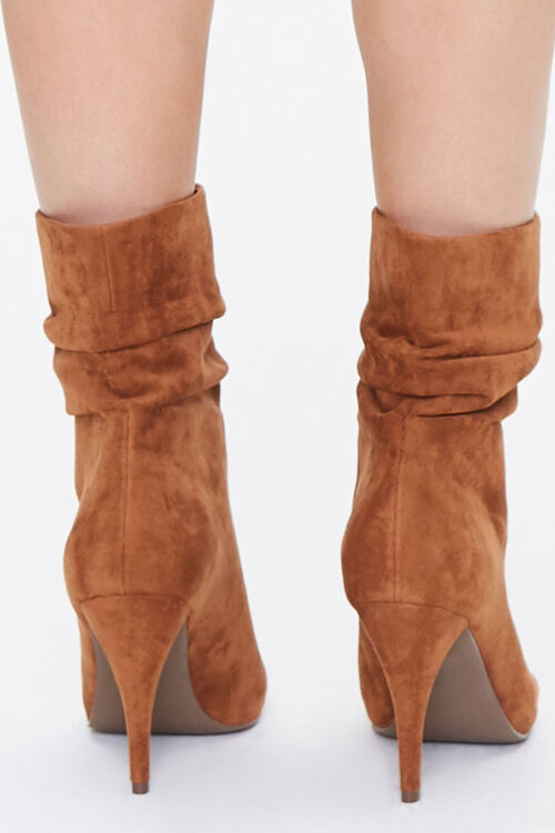 Slouchy Stiletto Booties, image 3