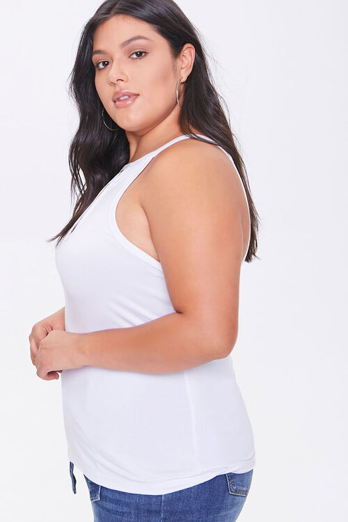 Plus Size Caged Cami, image 2