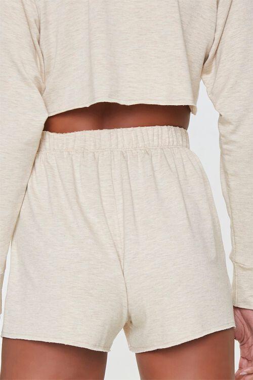 Raw-Cut Lounge Shorts, image 4