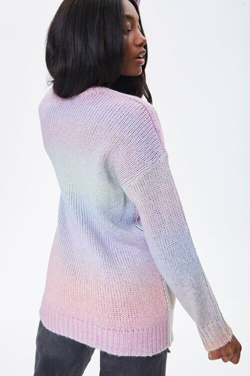 Watercolor Ribbed Sweater, image 3