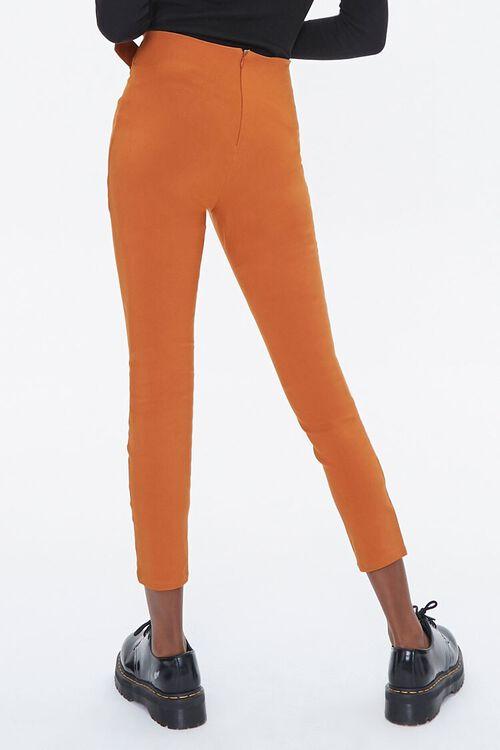 Skinny Waist-Tab Ankle Pants, image 4