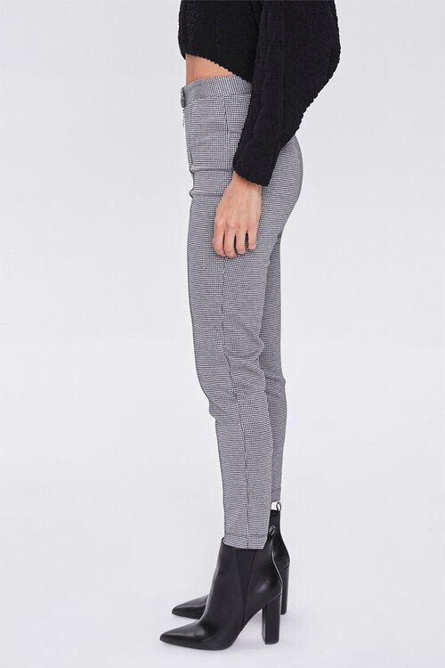 Checkered Pull-Ring Pants, image 3