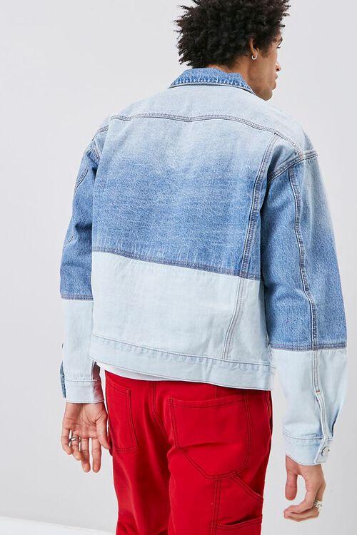 Two-Toned Denim Jacket, image 3