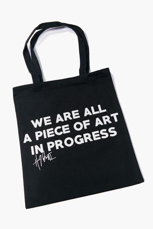 Henry Jones Art In Progress Graphic Tote Bag, image 1