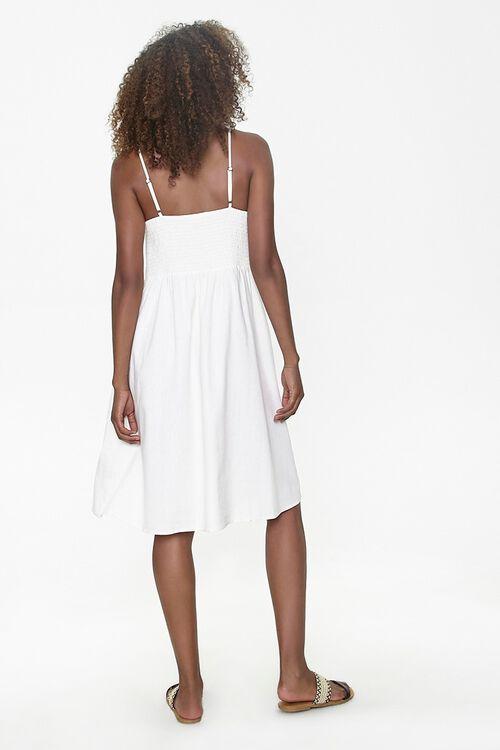 Smocked Cami Dress, image 3
