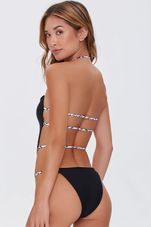 Strappy One-Piece Swimsuit, image 3
