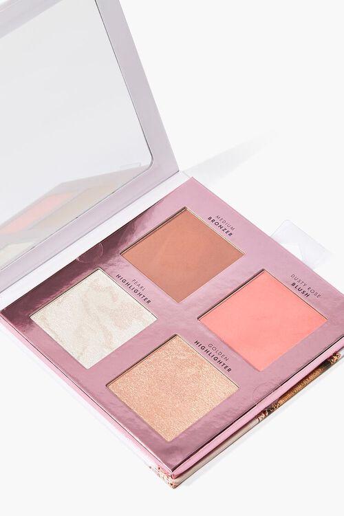 PINK/MULTI Face Contour Makeup Palette, image 2