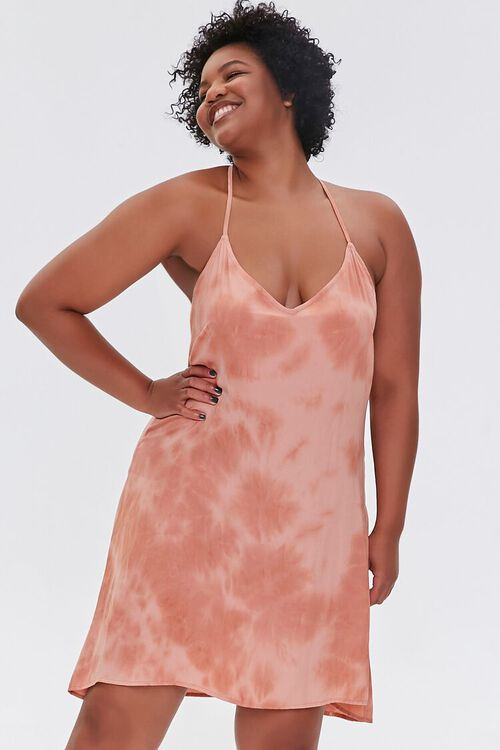 Cloud Wash Cami Mini Dress, image 1