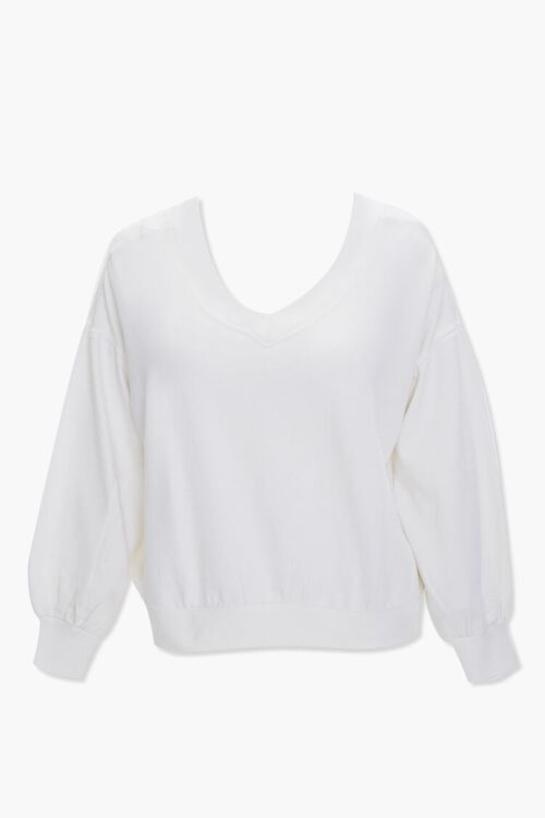 Plus Size Boxy Pullover, image 1