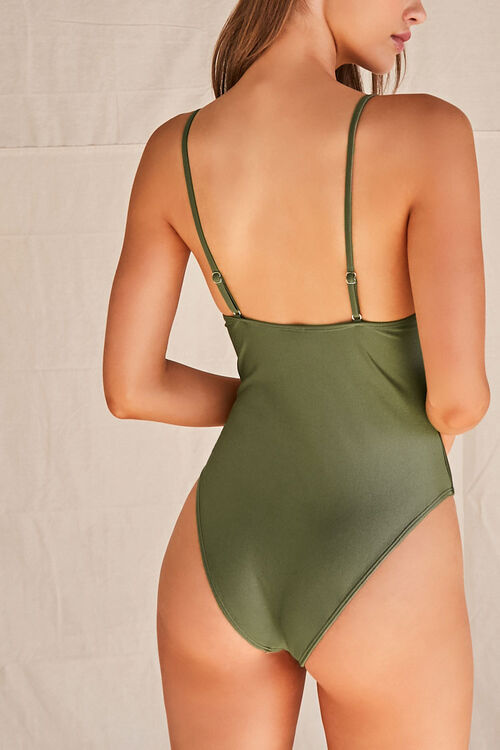Sheeny One-Piece Swimsuit, image 3