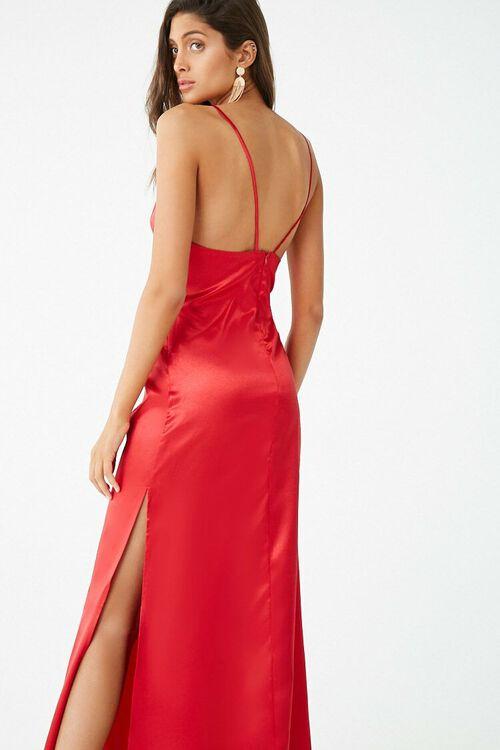 Satin Cami Dress, image 4