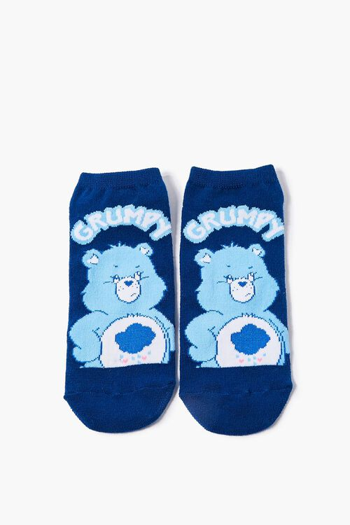 Grumpy Bear Ankle Socks, image 2