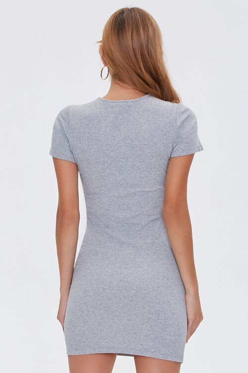 Drawstring Bodycon Dress, image 3