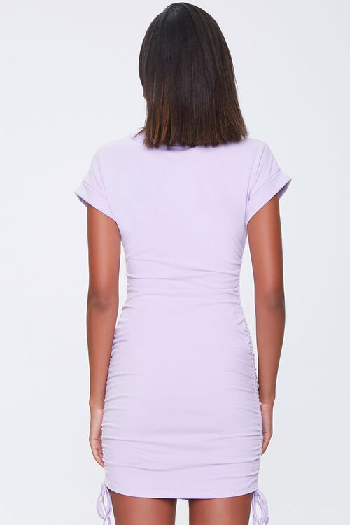 Drawstring T-Shirt Dress, image 3