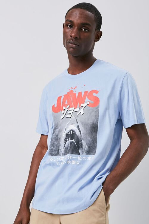 Jaws Graphic Tee, image 1