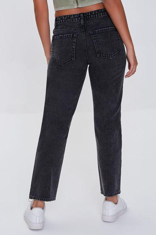 WASHED BLACK Premium Boyfriend Jeans, image 4