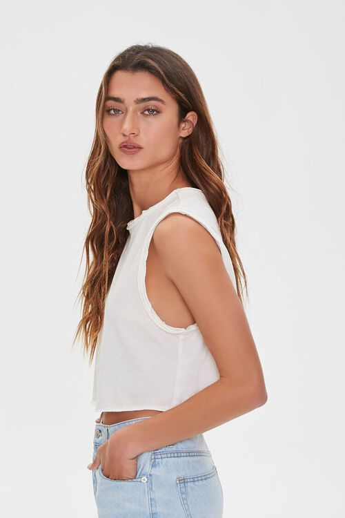 Raw-Cut Muscle Tee, image 2