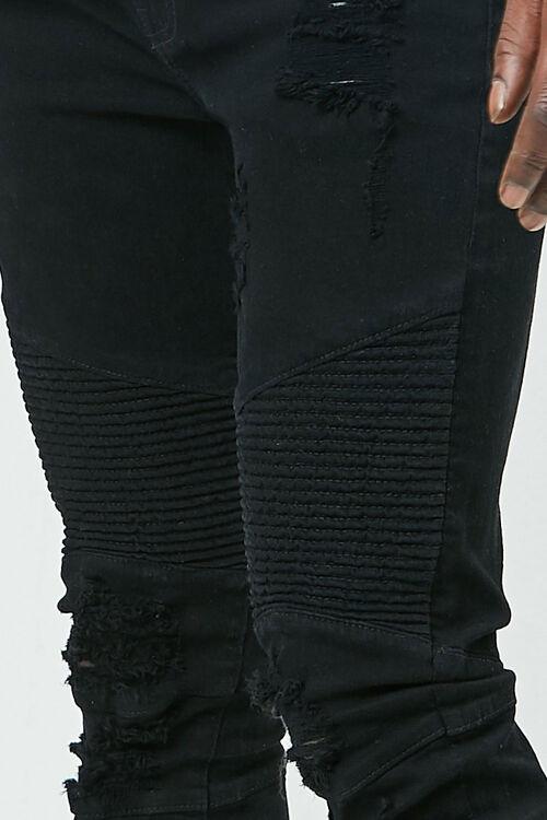 Distressed Moto Jeans, image 6