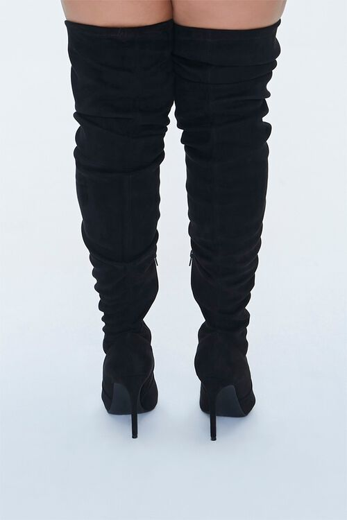 Over-the-Knee Stiletto Boots (Wide), image 3