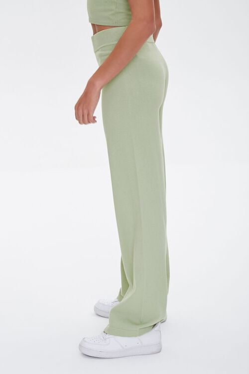 High-Rise Wide-Leg Pants, image 3