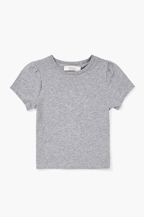 Girls Organic Cotton Tee (Kids), image 1