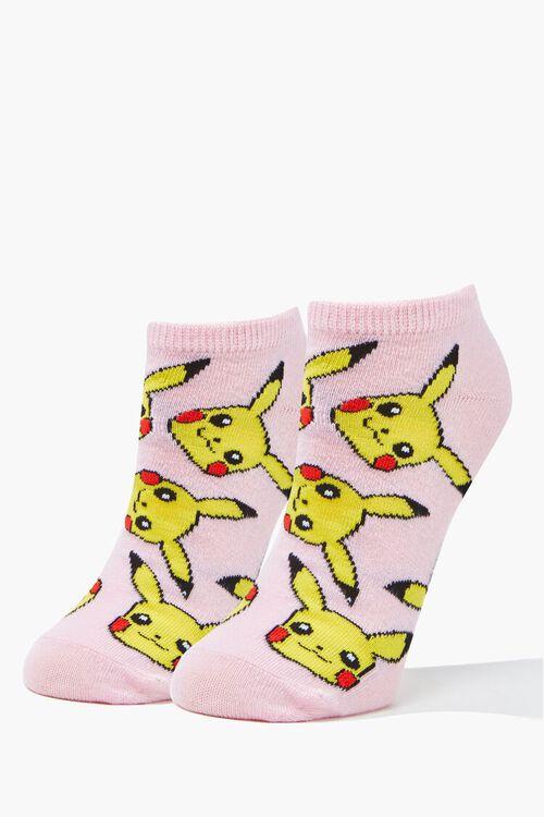 Pikachu Ankle Socks, image 1