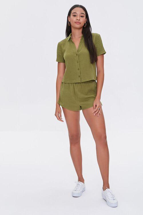Textured Woven Shirt, image 4