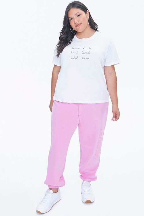 Plus Size Stand Up To Cancer Graphic Tee, image 4